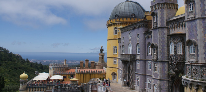 Top 5 Palaces of Lisbon