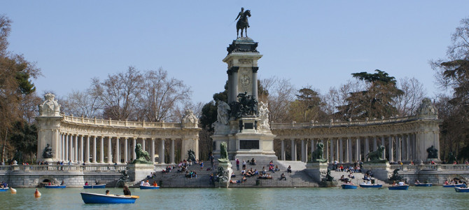 Top Places to visit in Madrid