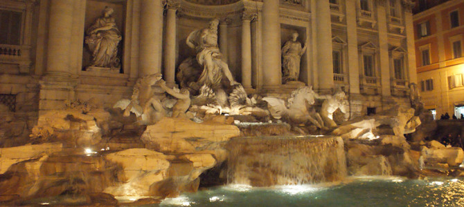 Top Places to visit in Rome!