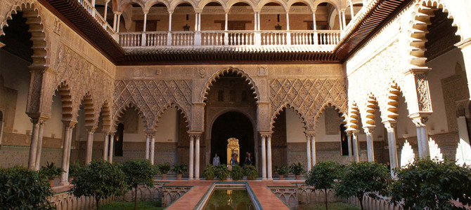 Seville, Love at first sight!