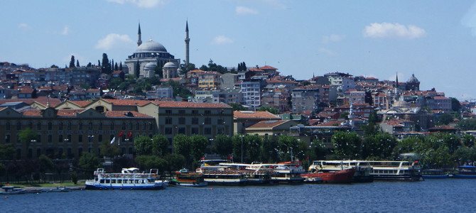 Why I need a second chance with Istanbul!