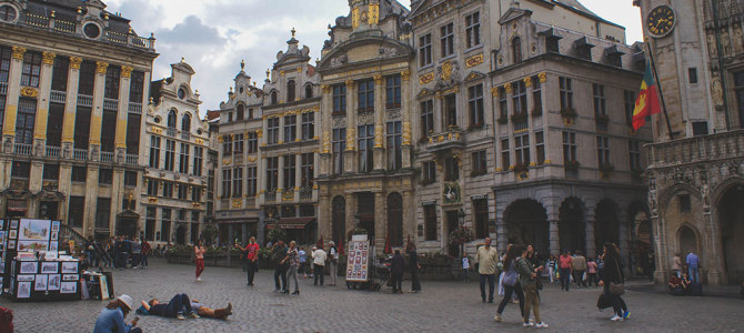 Why you should stay in Brussels on your next layover!