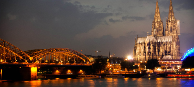How Cologne showed me the other side of Travel!!