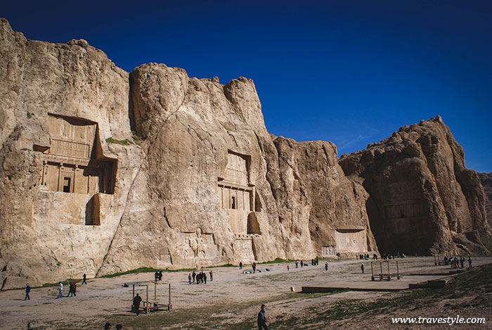 Naqsh-e Rostam - 10 things to expect on your trip to Iran