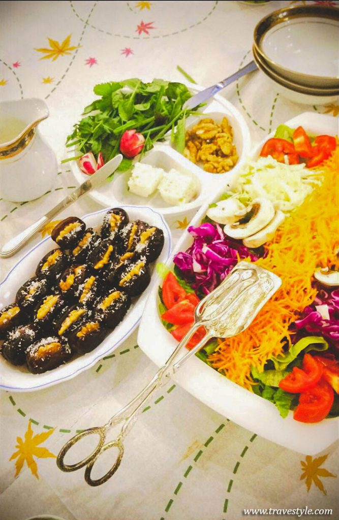 6 Must-Try Persian Food During Ramadan in Iran + Recipes