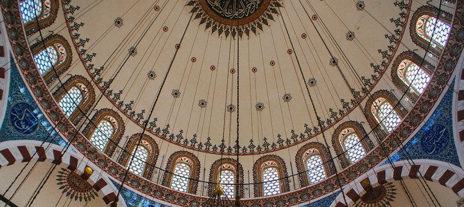 Photo Essay: Mosques of Istanbul