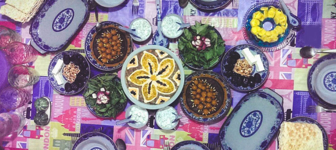 6 heavenly must-eats of an Iranian Ramadan feast