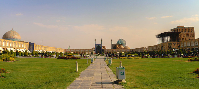 Naqshe-Jahan: A full day at the world's most beautiful square in Esfahan!