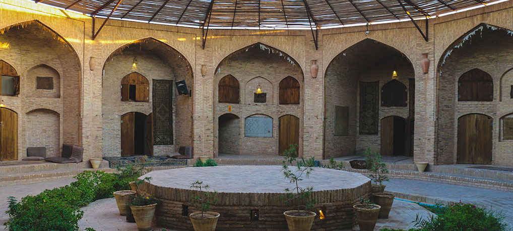 Why Staying at a Caravanserai is a Must Do in IRAN?!