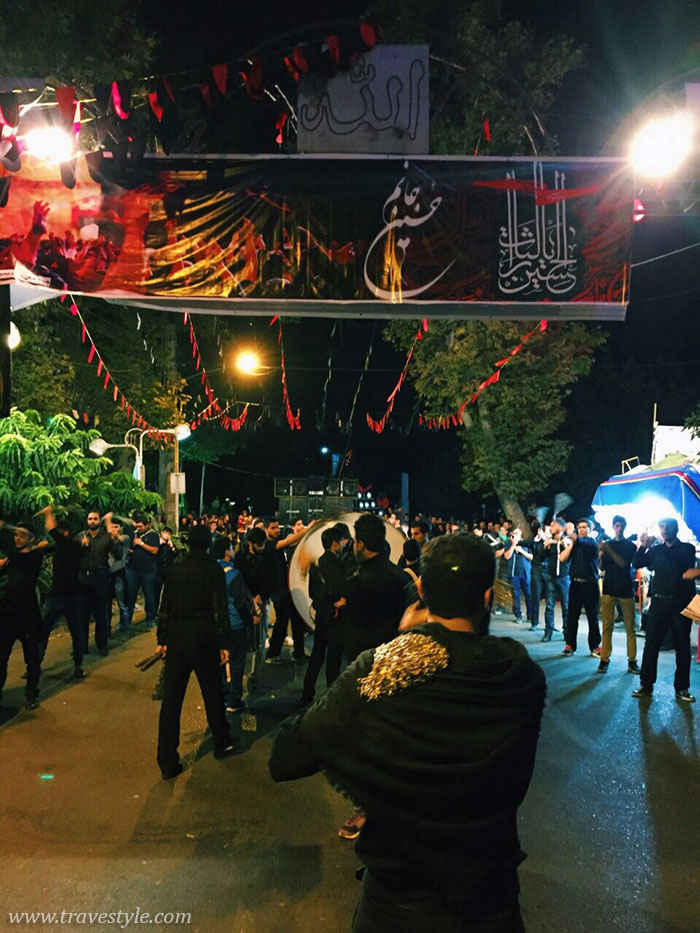 How to Spend Ashura in Iran?
