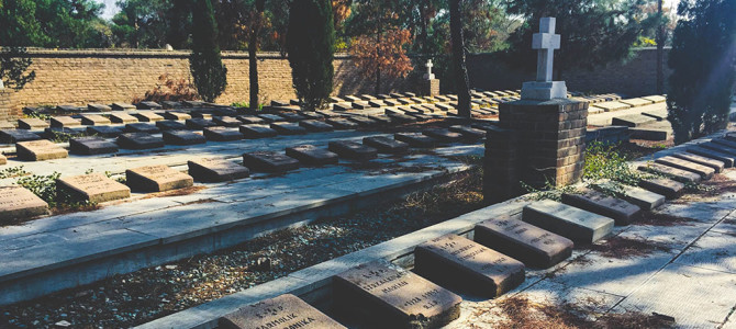 Offbeat Tehran: A somber visit to The Polish Cemetery of Tehran