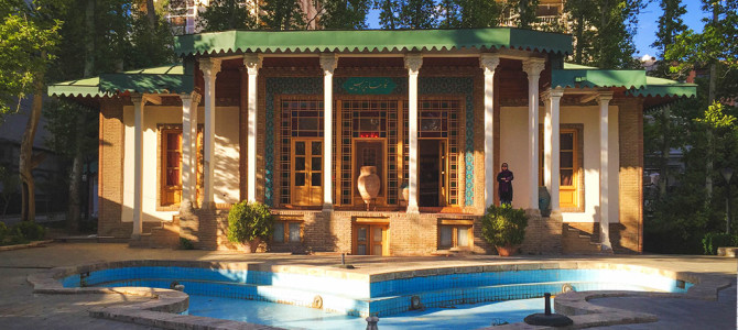 10 Historical Gardens in Tehran to Escape the City Life