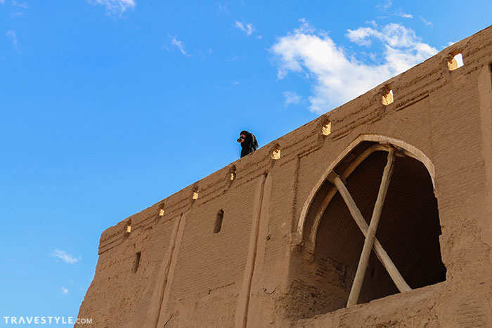 Day trip from Yazd: Zoroastrian Temple of Chak Chak and Meybod
