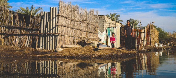 Photo Essay: Life By The Shadegan Lagoon