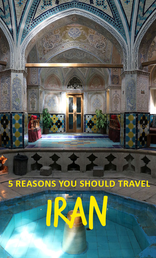 Why Travelling to Iran NOW is the Best Decision You've Made!
