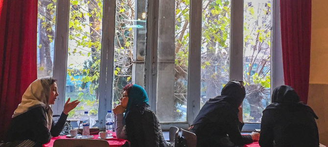 Persian Parley: A Series Dedicated to Iranian Women's Take on Life