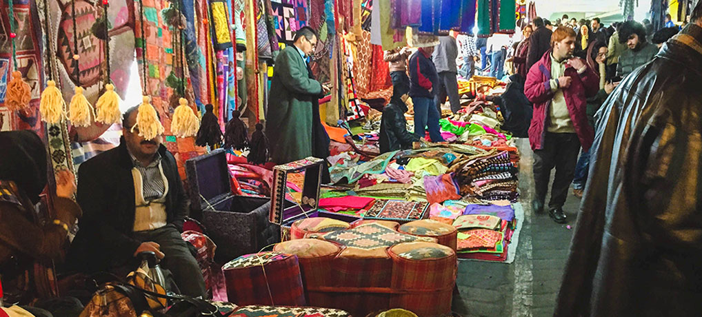 Offbeat Tehran: Shop Till You Drop at Tehran's Friday Market