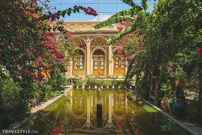 Favori Kohan Hotel in Yazd | Great Food and Accommodation | Travestyle ZK24