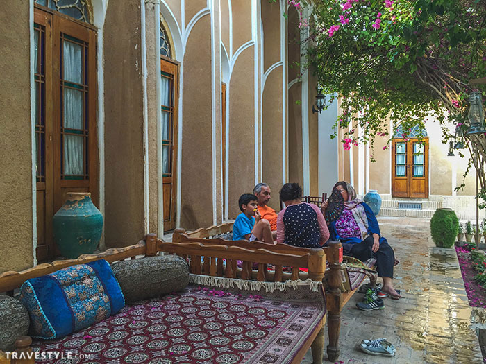 Kohan Hotel in Yazd | Great Food and Accommodation