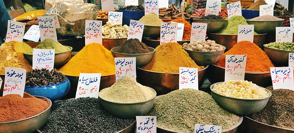 An Explicit Guide to Souvenir Shopping in Iran