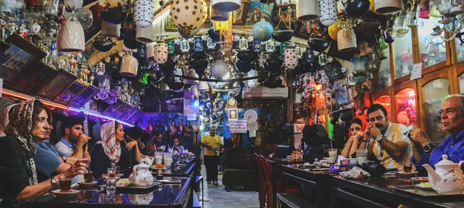 Fabulous Finds: Best Tea House in Naqsh-e Jahan Sq