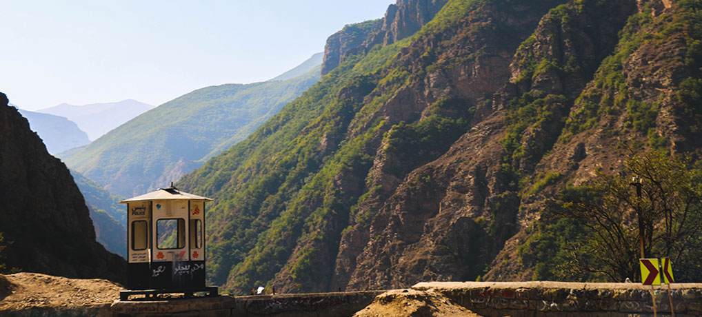 Chalus: The Most Scenic Yet Dangerous Road of Iran