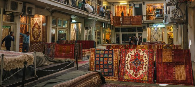 What to See, Do, Eat in Tehran's Grand Bazaar?