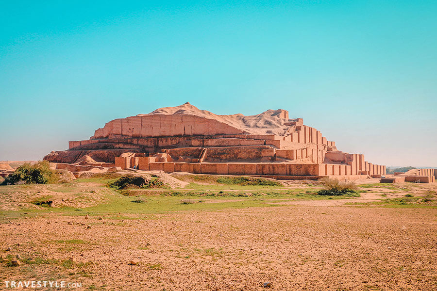 Choqazanbil, Khuzestan, offbeat places to visit in Iran