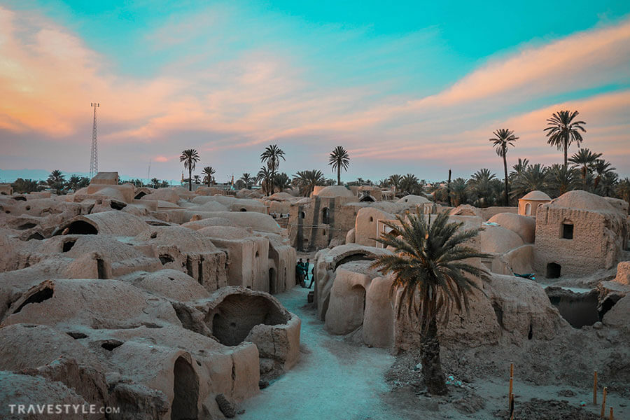 Esfahak village, Tabas , offbeat places to visit in Iran