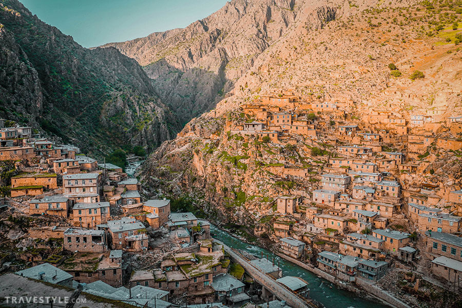 Palangan Village, Kurdistan, offbeat places to visit in Iran