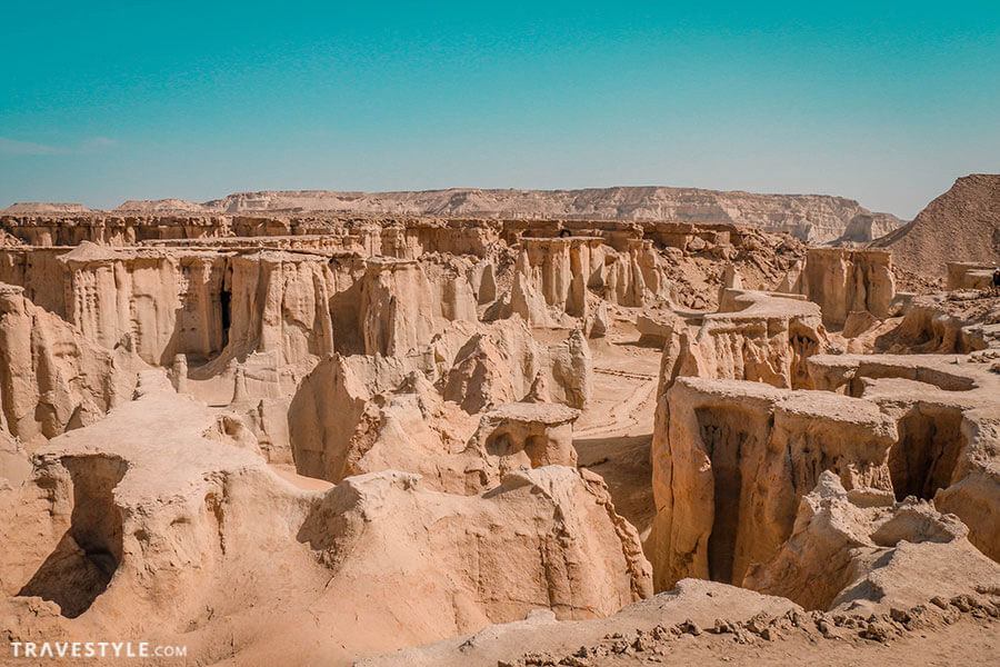 Stars Valley, Qeshm island, offbeat places to visit in Iran
