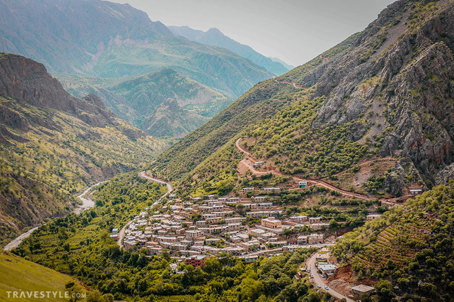 Uraman valley, Kurdistan, offbeat places to visit in Iran