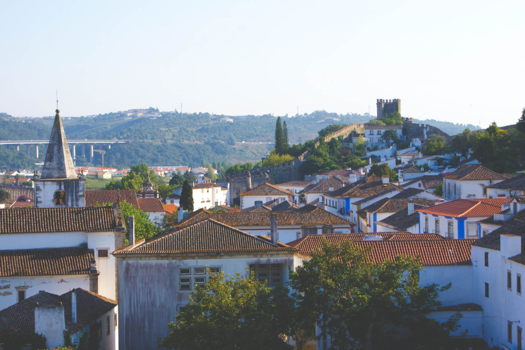Photo Essay: Fairy tale town of Obidos