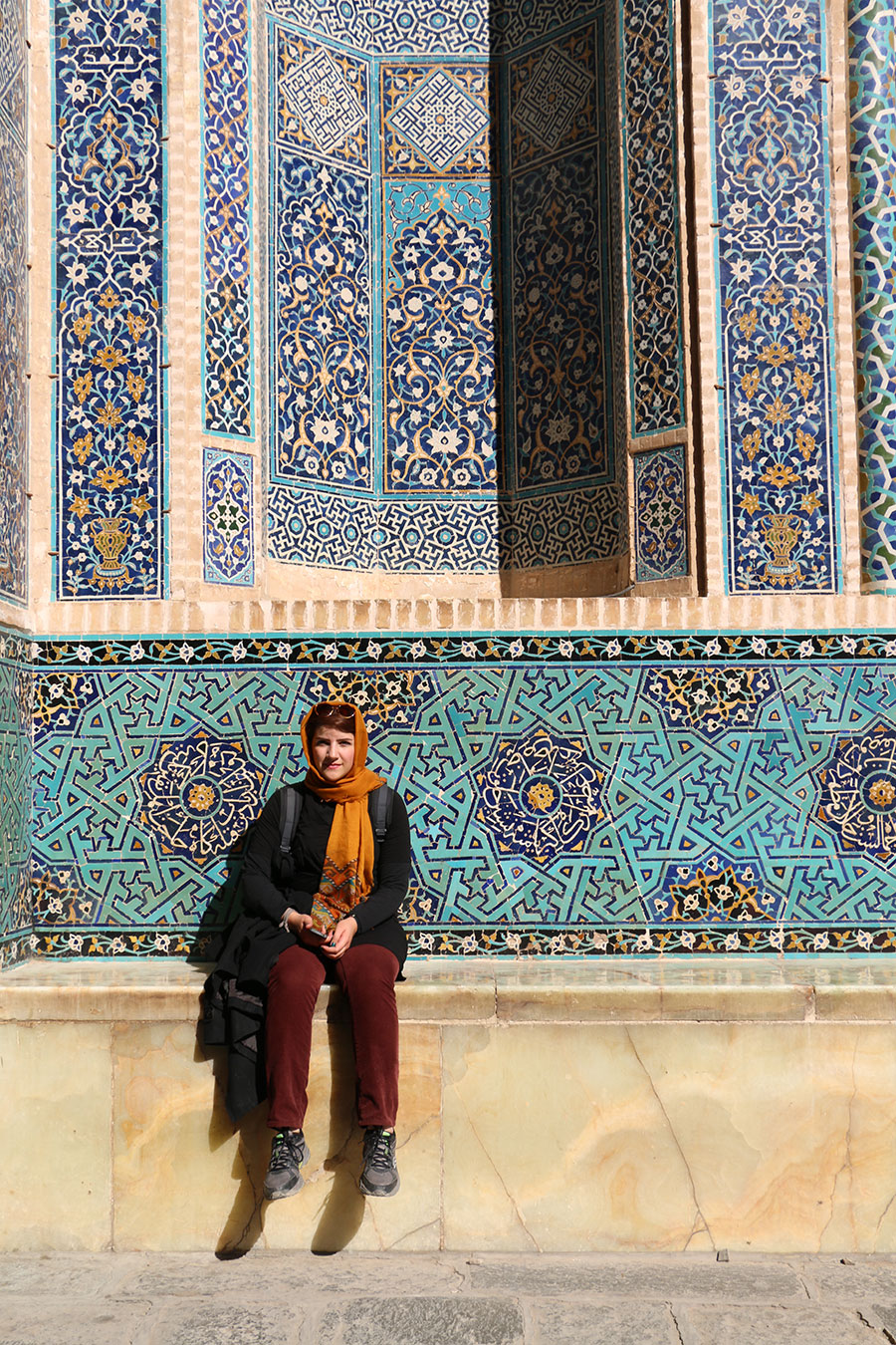 Womens Dress Code In Iran What To Wear Travestyle