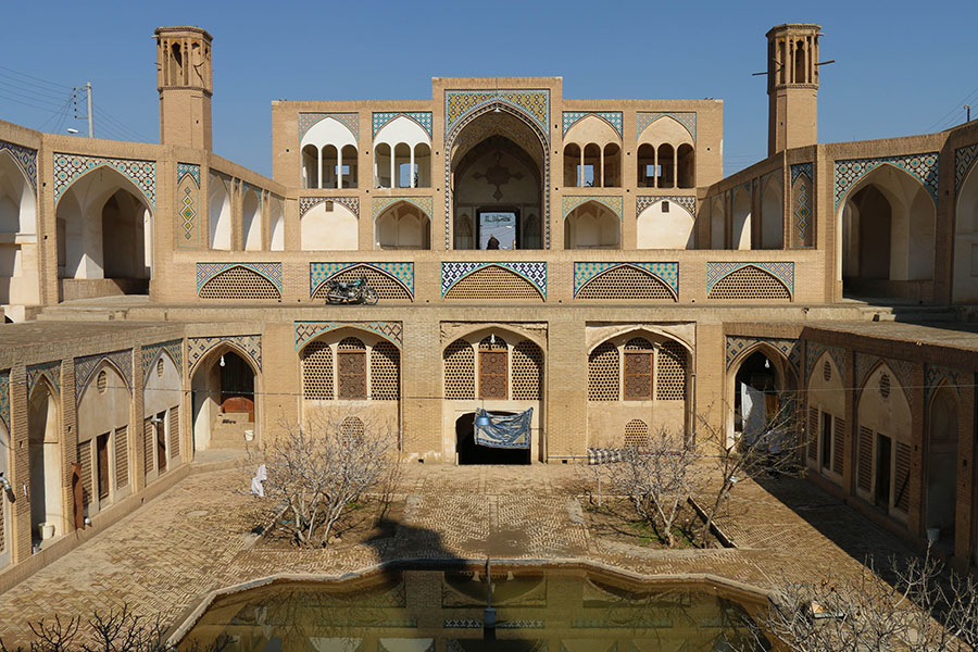 Kashan, city of the wealthy merchants (one day itinenary)