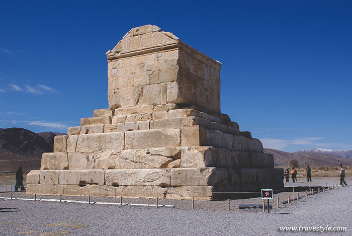 Pasargad - 10 things to expect on your trip to Iran