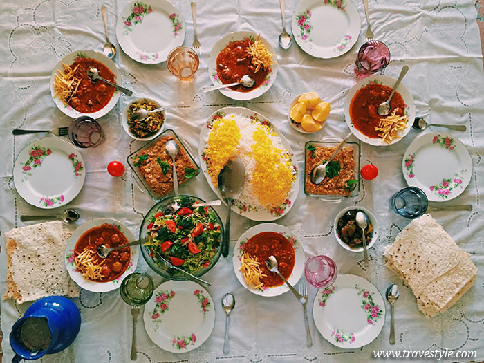 Iranian food - 10 things to expect on your trip to Iran