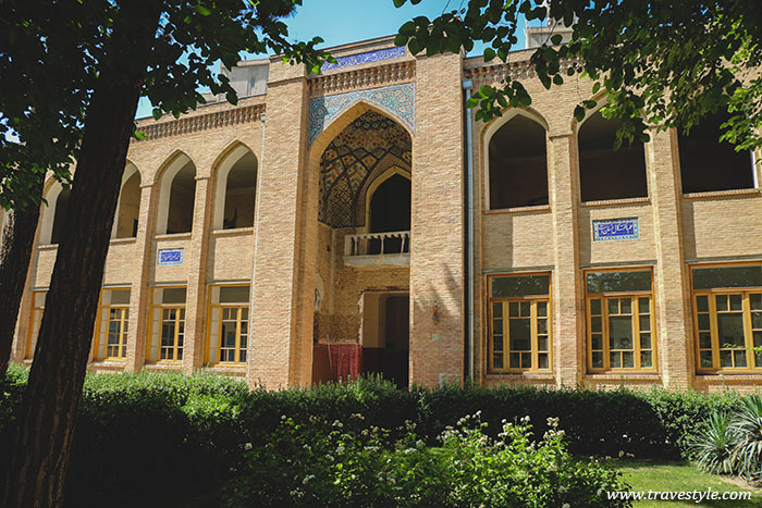Darolfonoon, Iran's first education center and the hero behind it.