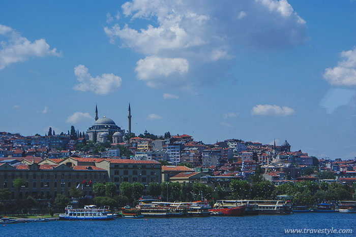5 Most beautiful Mosques of Istanbul