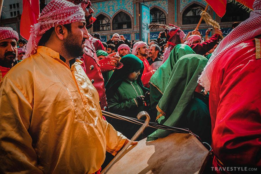 Tazieh during Ashura, Muharram in Iran