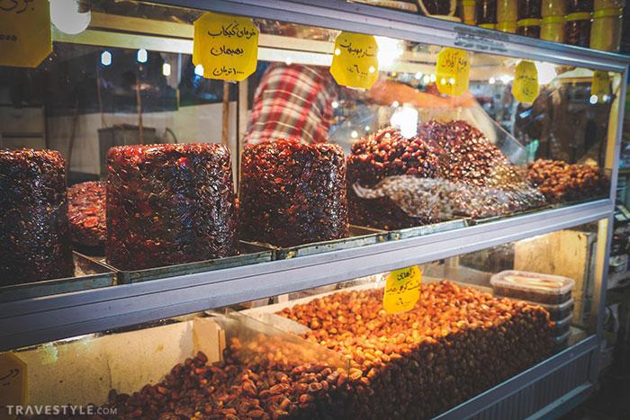 Iranian souvenirs: Iranian dates