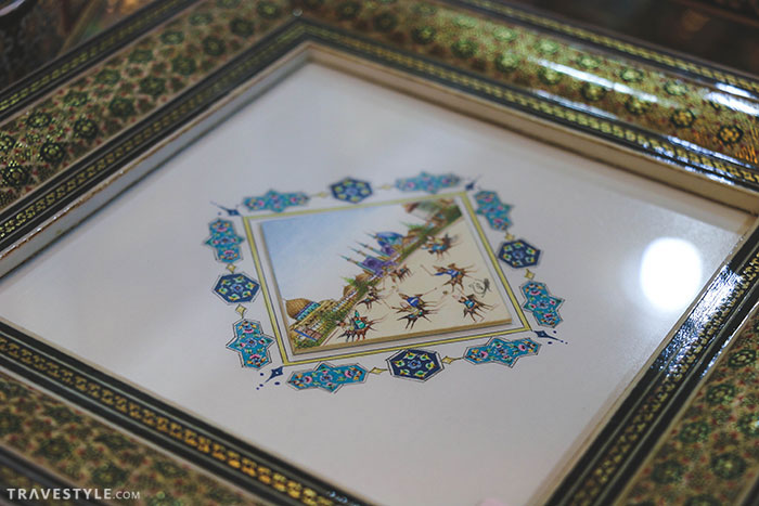 Iranian souvenirs: A guide to shopping in Iran