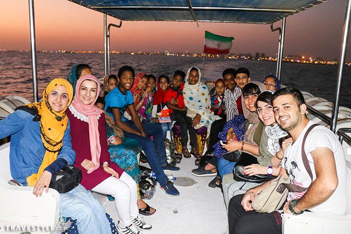 A trip to Bandar Abbas and Hormoz island