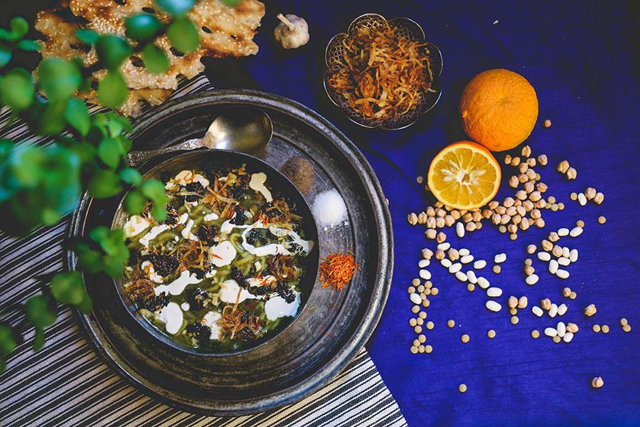 Ash Reshteh | Persian food