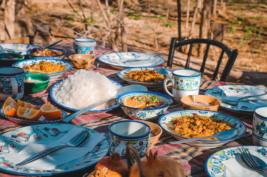 Gheimeh Yazdi - Persian Food
