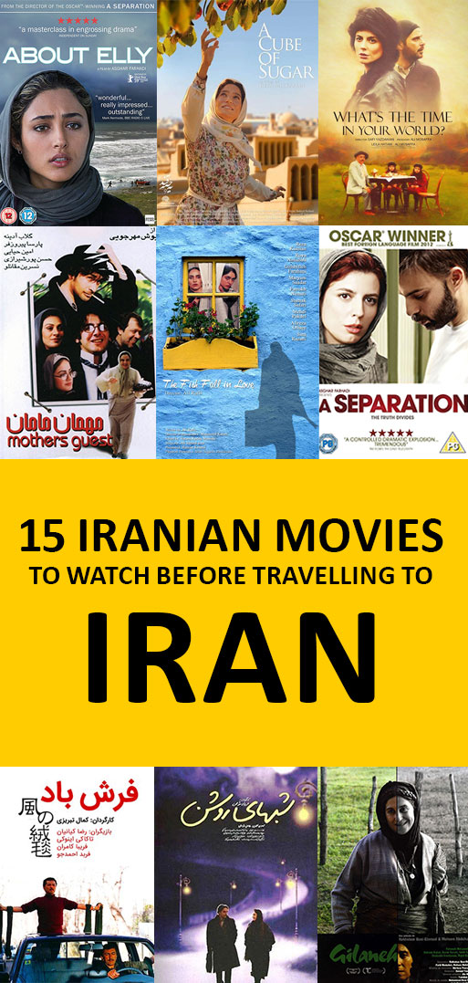 15 Iranian Movies To Watch Before Travelling To Iran