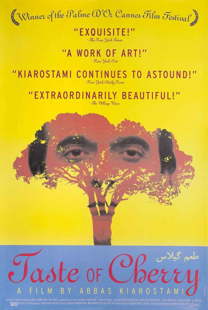 Iranian movies: Taste of cherry