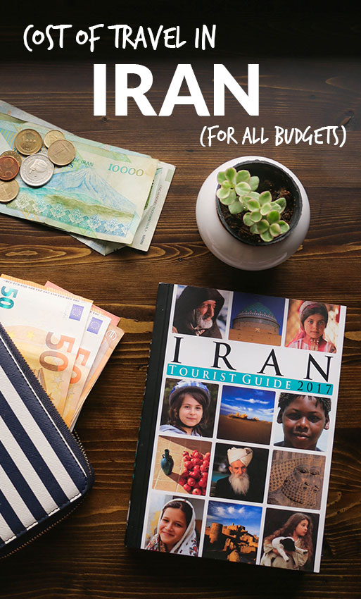 cost of travel in Iran for all budgets