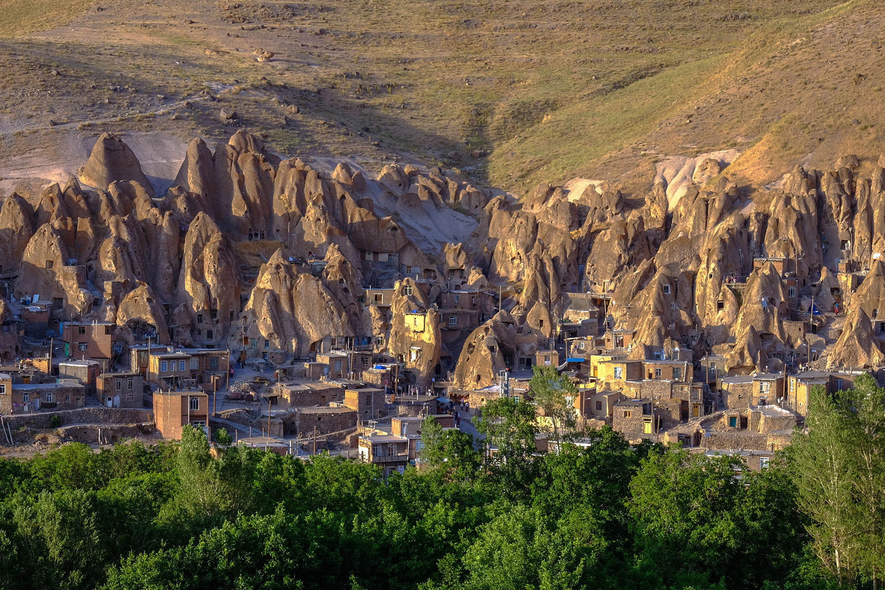 Kandovan, Tabriz, offbeat places to visit in Iran