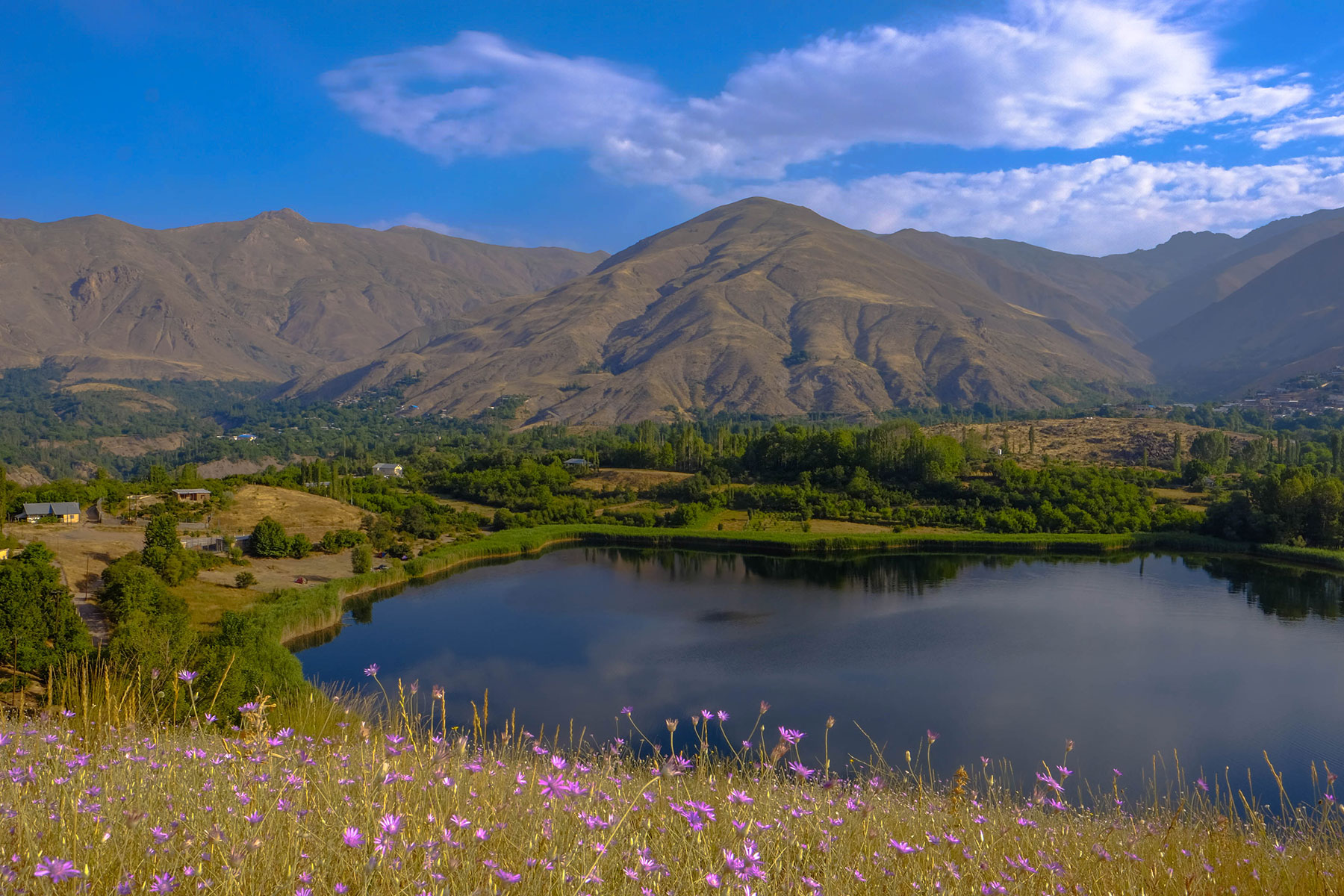 Alamut valley, Qazvin, offbeat places to visit in Iran
